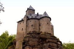Slott av Falkenberg Royaltyfria Foton