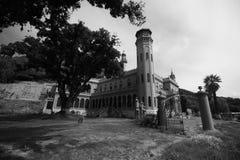 Slott av Glorieta Fotografering för Bildbyråer