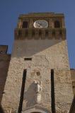 Slott av gradaraen Royaltyfri Bild