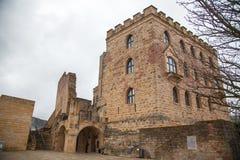 Slott av Hambach Fotografering för Bildbyråer