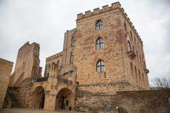 Slott av Hambach Arkivbilder