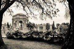 Slott av konster Arkivfoto