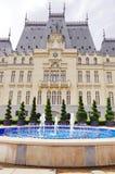 Slott av kultur royaltyfri bild