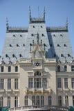 Slott av kultur i Iasi (Rumänien) Royaltyfria Foton