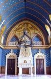 Slott av kultur, Iasi - insidasikt royaltyfri foto