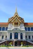 Slott av kungliga personen i bangkok Thailand royaltyfria foton