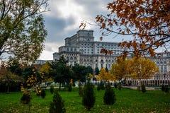 Slott av parlamentet Fotografering för Bildbyråer