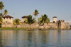 Slott av San Felipe de Lara royaltyfria bilder
