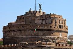 Slott av Sanktt Ange royaltyfri bild