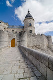 Slott av Simancas, Valladolid Royaltyfria Bilder