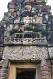 Slott av stenen Arkivfoton