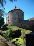 Slott av Tocnik royaltyfri bild