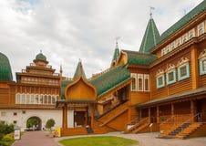 Slott av tsar Alexey Mikhailovich Royaltyfri Foto