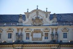 Slott av Valentino, Turin Royaltyfria Foton