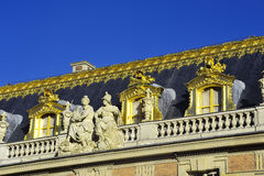 Slott av Versailles Arkivfoto