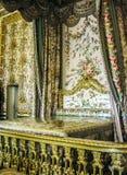 Slott av Versailles fredrum Arkivbild
