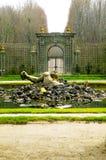 Slott av Versailles i Frankrike arkivbild
