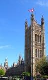 Slott av Westminster Arkivbild