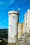 Slott av William besegraren, slott av Falaise Royaltyfri Bild