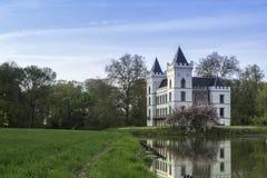 Slott Beverweerd, Nederländerna Arkivfoto