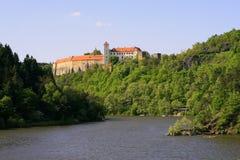 Slott Bitov Arkivbild