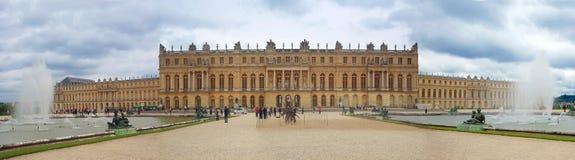 Slott de Versailles. Arkivbild