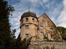 Slott Deuring, Bregenz, Österrike Royaltyfria Foton