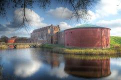 Slott di Malmöhus fotografie stock libere da diritti
