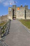 slott dover kent Fotografering för Bildbyråer