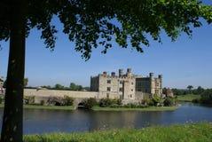 slott england leeds Fotografering för Bildbyråer