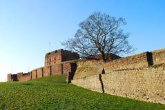 slott för 2 carlisle arkivfoton