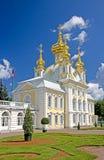 slott för arkitektur 5 Arkivfoto