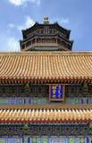 Slott för Beijing (Peking), Kina âsommar Arkivbilder