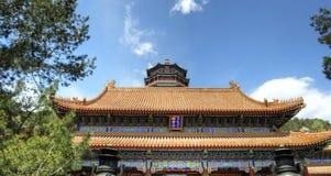 Slott för Beijing (Peking), Kina âsommar Royaltyfri Bild