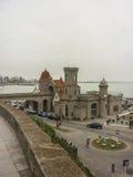 Slott för El Torreon i Mar del Plata Royaltyfri Foto