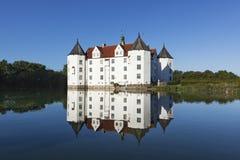 Slott för Glà ¼cksburg Royaltyfri Bild