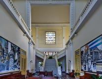 Slott för regulator` s - Cienfuegos, Kuba Royaltyfria Bilder