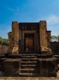 Slott för Sa Kampheang Yai Royaltyfri Bild
