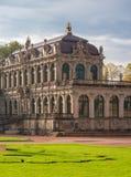Slott för Zwinger rokokostil Royaltyfri Bild