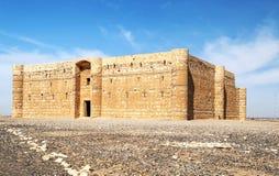 Slott Hanarrah Arkivbild