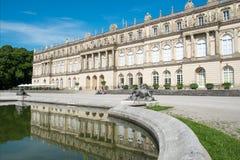 Slott Herrenchiemsee Royaltyfri Bild