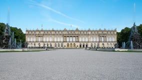 Slott Herrenchiemsee Royaltyfria Foton