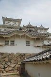 slott himeji japan kansai Royaltyfri Fotografi