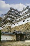 slott himeji majestätiska japan Arkivfoton