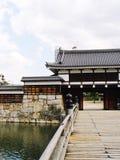 slott hiroshima japan Arkivbilder