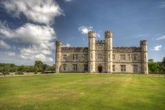 slott historiska kent leeds Royaltyfria Foton