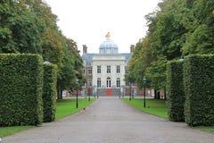 Slott Huis tio Bosch Royaltyfri Fotografi