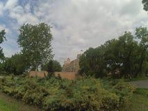Slott i Belgrade Royaltyfria Foton