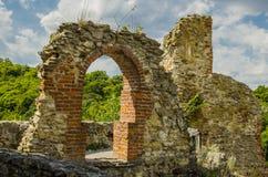 Slott i den tjeckiska republiken Arkivbild