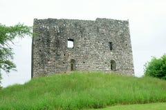 Slott i Lydford arkivbilder